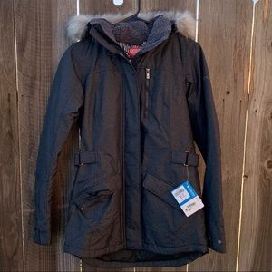 "NWT Columbia "" Penns creek thermal jacket""."